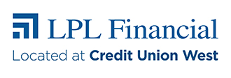 LPL Financial Located at Credit Union West logo